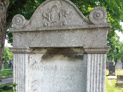 Před sto lety zemřel architekt Max Katscher