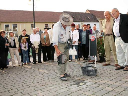 Kámen zmizelých je i ve Slavkově