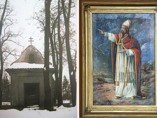 Kaple sv. Donáta