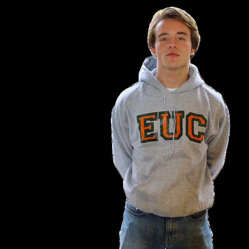 EUC Grey Hoodie