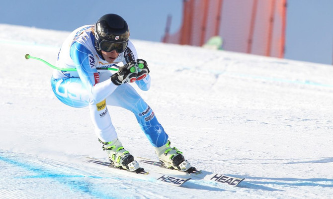 "How does Ted Ligety think about balance?? ""ski balance is achieved through . . ."""