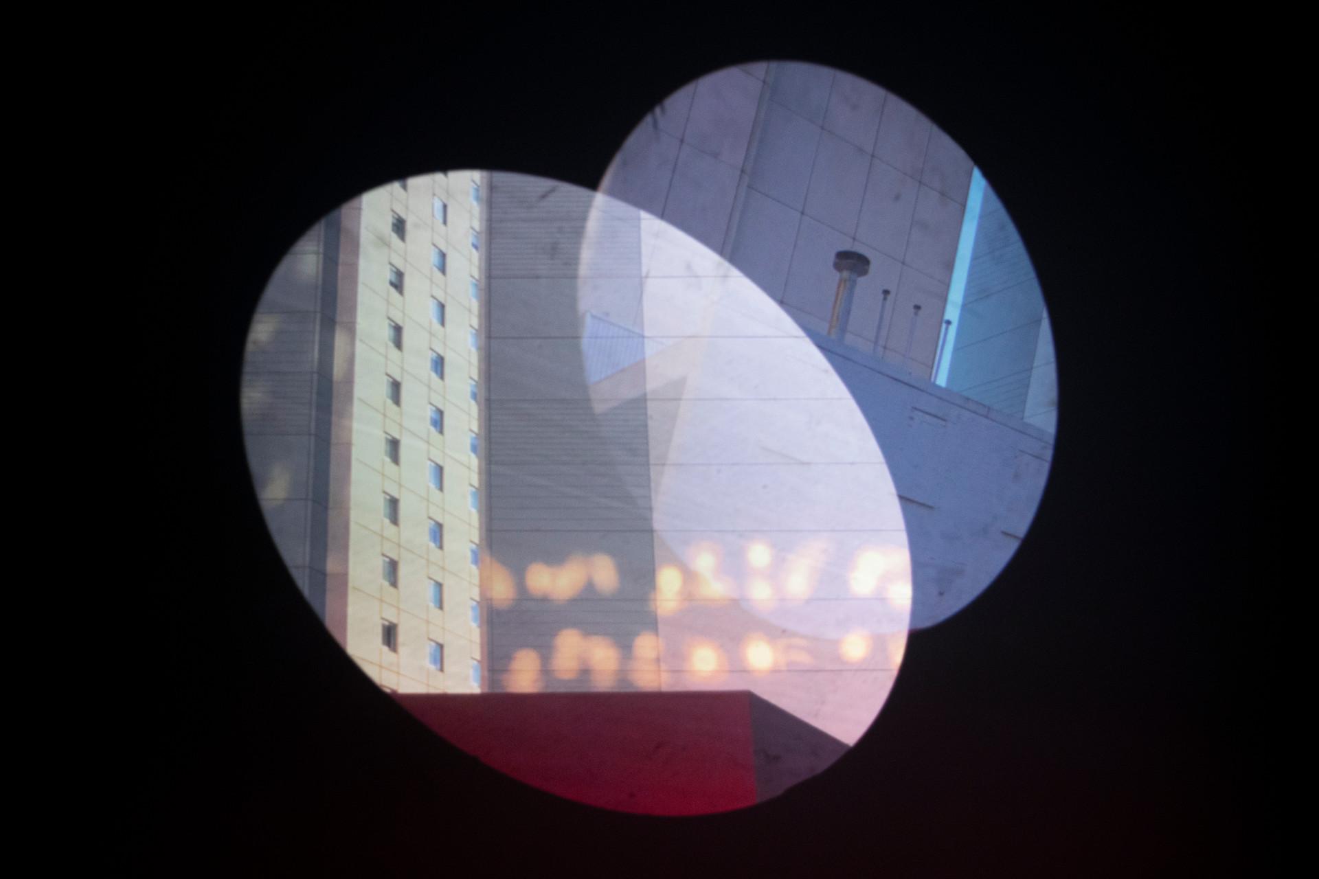 Reflecting Location at praxisARTSPACE