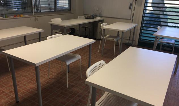 Sala de estudo (Covid-19)