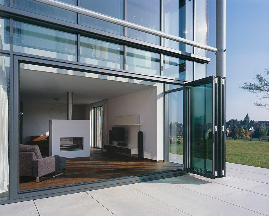 klozip lyon 69 porte pliante isolante. Black Bedroom Furniture Sets. Home Design Ideas