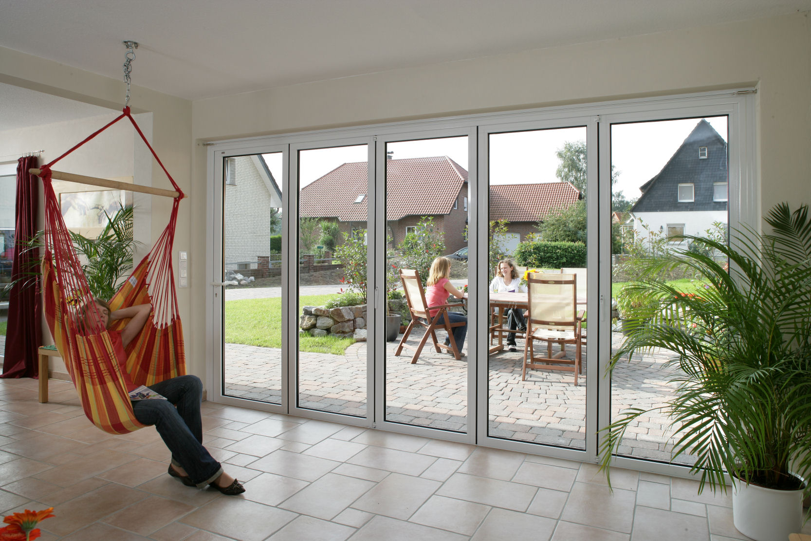 KLOZIP DOOR FERME