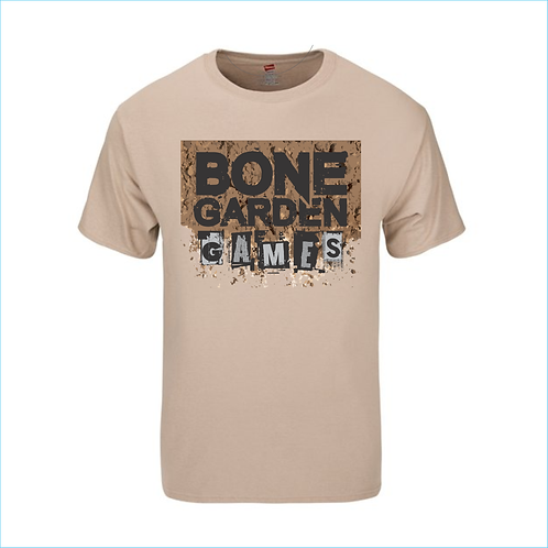 Bone Garden Games Logo Men's T