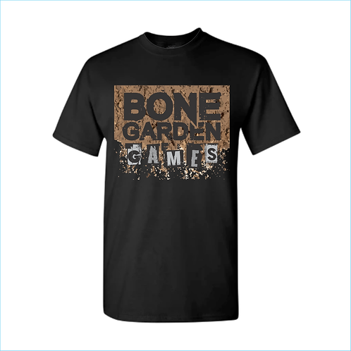Bone Garden Games Logo Men's T