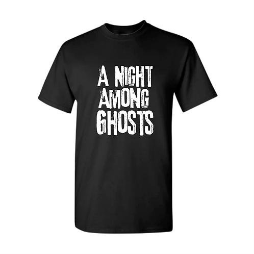 A Night Among Ghosts Logo Men's T