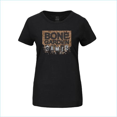 Bone Garden Games Logo Women's T