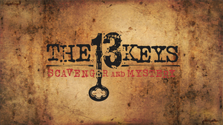 The 13 Keys Scavenger Hunts Logo