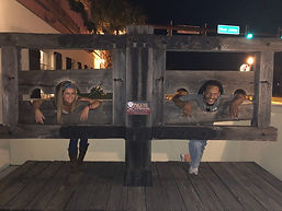 photo of a team playing The 13 Keys Scavenger and Mystery - Haunting in Old St Augustine