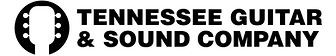 Tennessee Guitar and Sound Co Logo