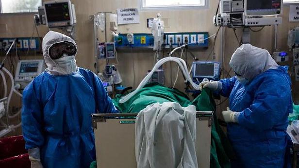 Veinte enfermeras murieron por COVID-19 en lo que va del 2021