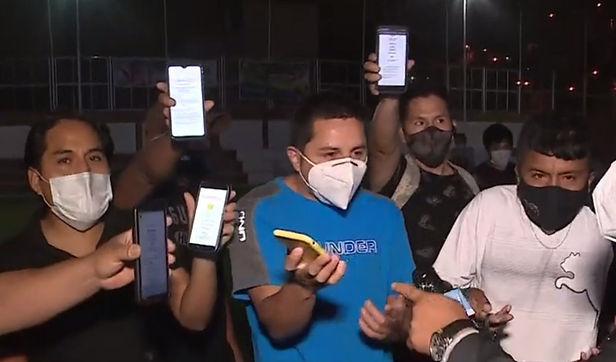 Ciudadanos denuncian haber sido intervenidos pese a tener pase laboral