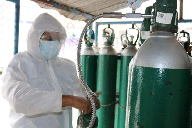 Suspenden entrega gratuita de oxígeno medicinal en Lambayeque ante incremento de contagios por COVID-19
