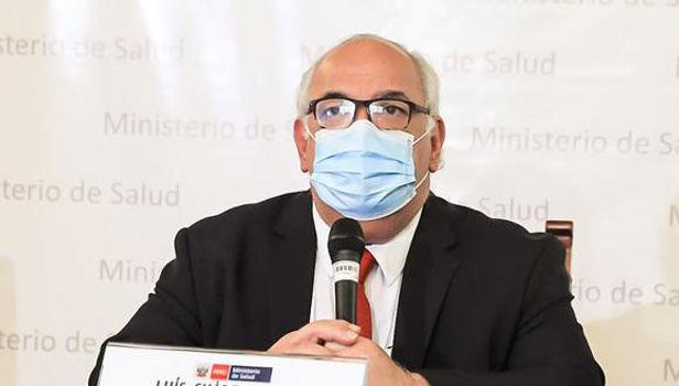 Exviceministro de Salud y otros funcionarios también recibieron vacuna contra la COVID-19 de Sinopharm