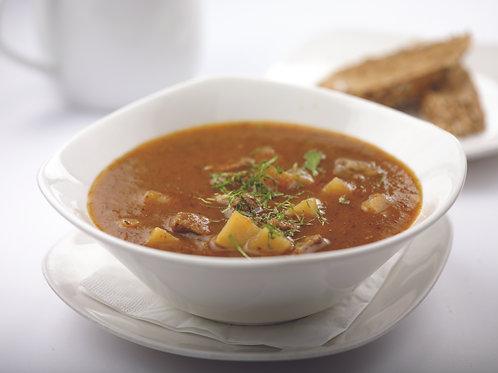Goulash Soup Bowl