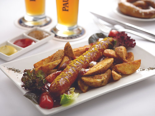 Pork Curry Sausage