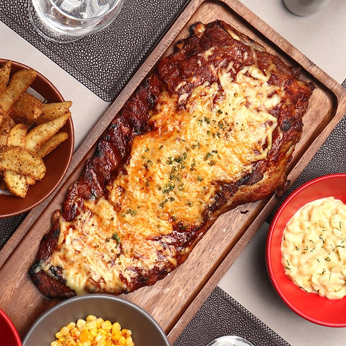 Ribs and Cheese