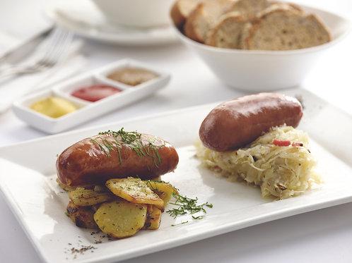 Garlic Pork Sausages