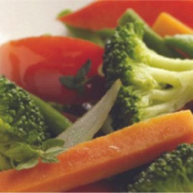 Schwenkgemüse