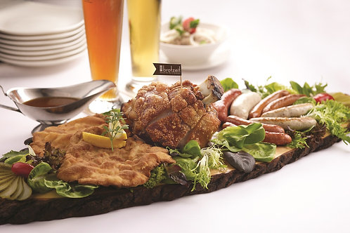 Brotzeit Platter (4 persons)
