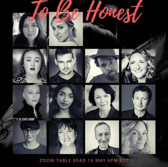 To Be Honest table read by Jennifer le Roux