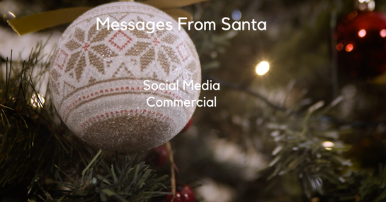 Messages from Santa