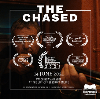The Chased (2021) - short film.png
