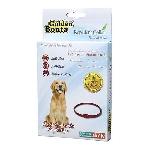 Golden Bonta ( 金毛迪 ) 抗蚊虱帶 60cm ( 大狗 )