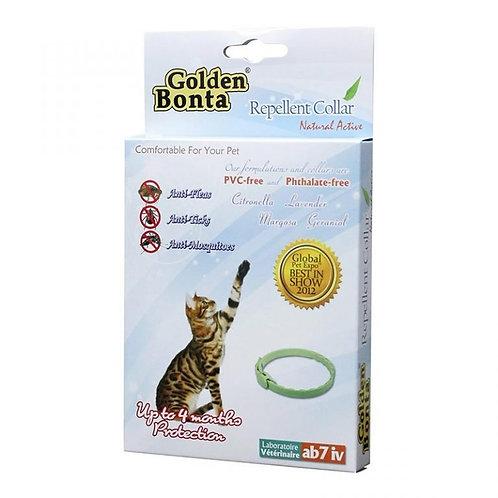 Golden Bonta ( 金毛迪 ) 抗蚊虱帶 35cm ( 貓 )