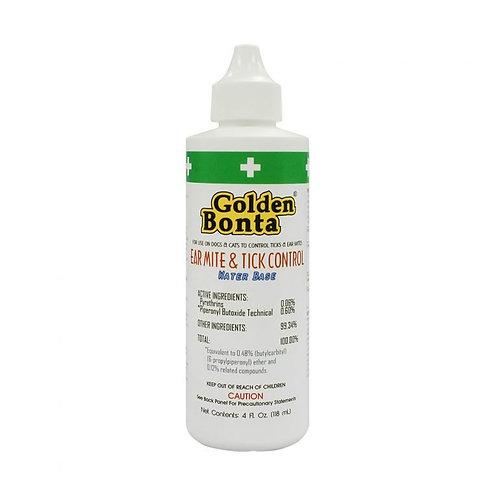 Golden Bonta 貓犬耳蝨水 118ml
