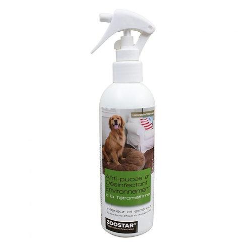 Zoostar – 除跳蚤、滅蟲害及環境消毒多用途噴劑 250ml