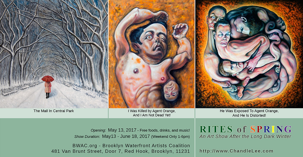 Rites of Spring Show @ BWAC.org