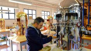 Elektra - Independent Coffee Bar!                     Passato e futuro, una chicca del Made in Italy