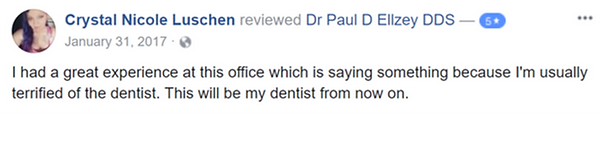 Ellzey Dental Prattville AL Reviews