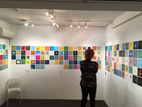 【東京原宿での365日ポスター展、3日間ありがとうございました】