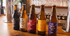 【お仕事情報】Milestone Brewing 東加古川醸造所様