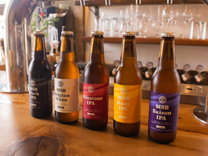 【お仕事情報 ブランディング】Milestone Brewing 東加古川醸造所様