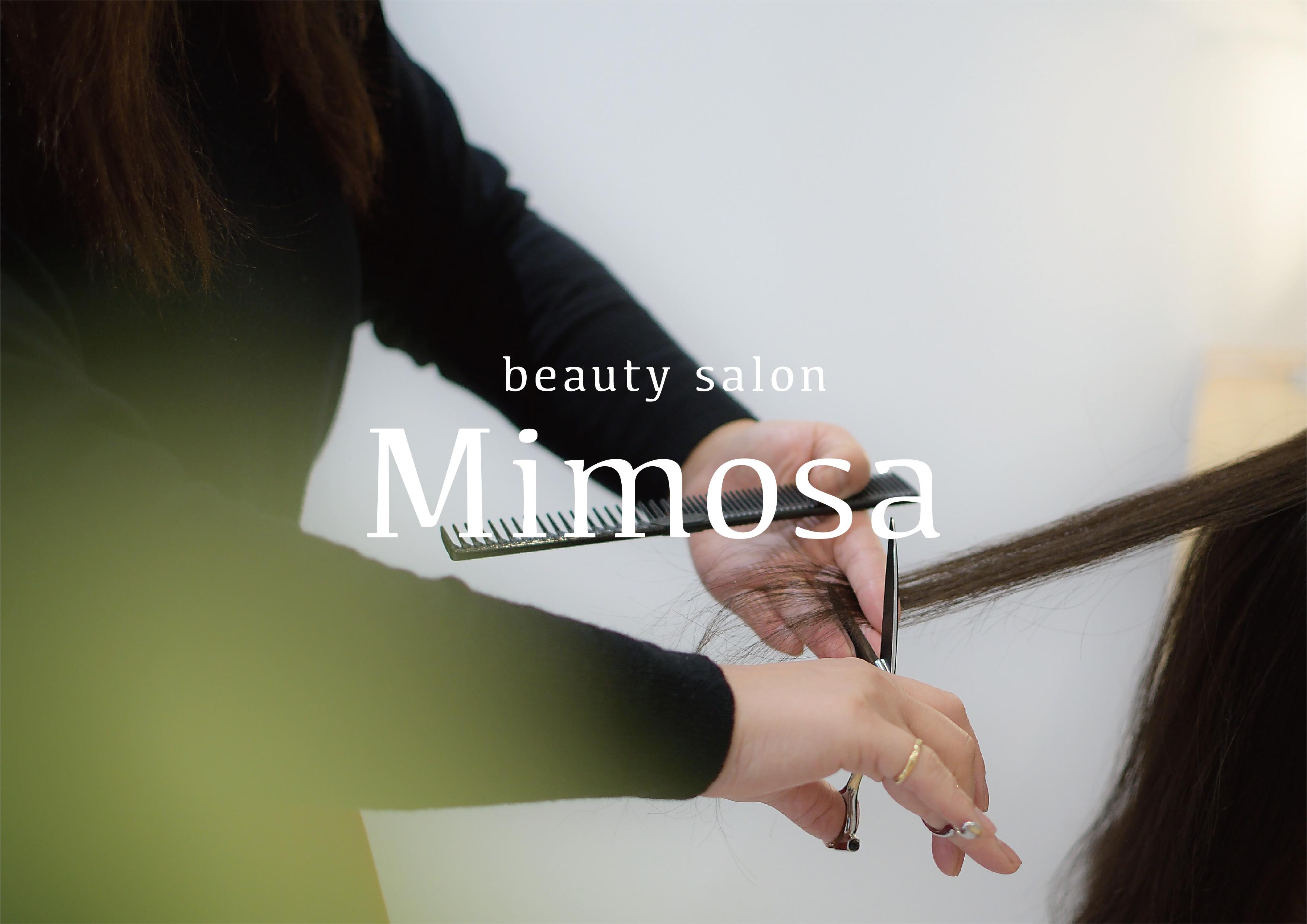 Beauty Salon Mimosa様