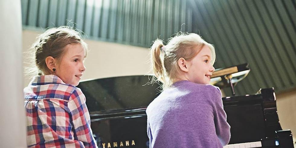 Kurs II stopnia - audiacja instrumentalna z Marilyn Lowe
