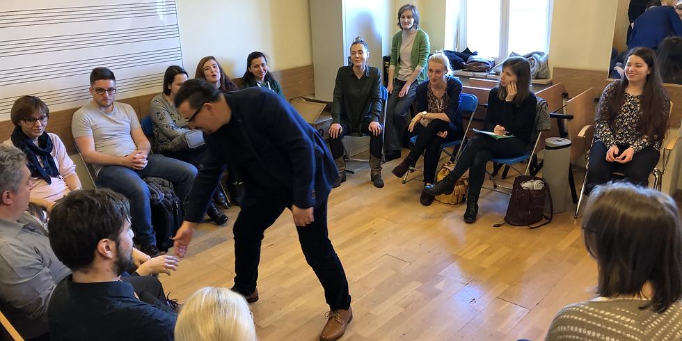 Kurs gordonowski I stopnia dla osób z i bez przygotowania muzycznego: Chorzów od października 2020-lutego20