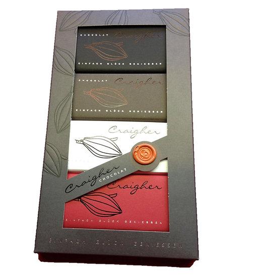 Geschenksbox Deluxe - 4 Stück