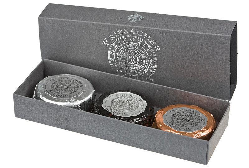 Friesacher Pfennig - Geschenkspackung 3 Stück
