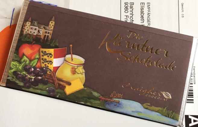 Die Kärntnerschokolade - Zartbitter