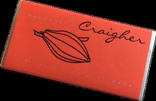 Walderdbeerschokolade - Zartbitterschokolade