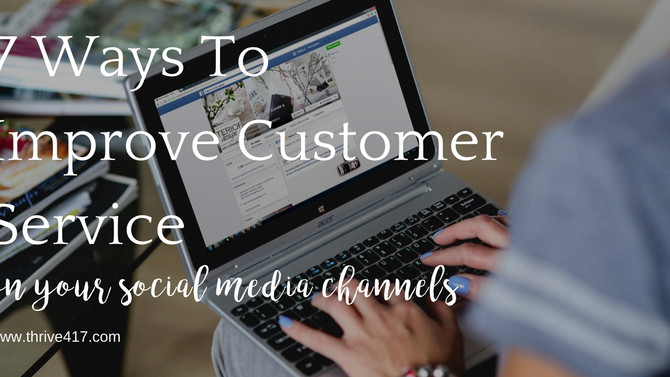 How To Improve Your Social Media Customer Service