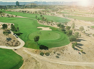 Golf Field vacation package in marrakech