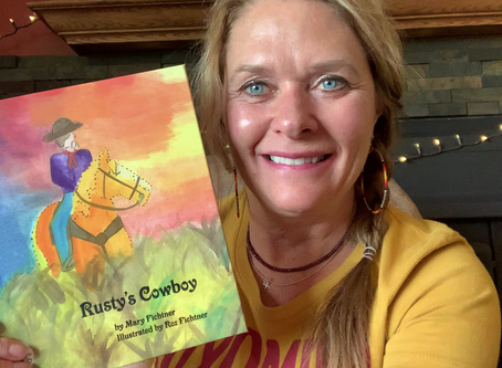 Story Time! Rusty's Cowboy