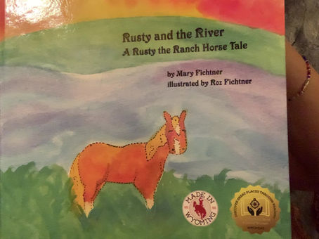 Story time! Rusty and the River